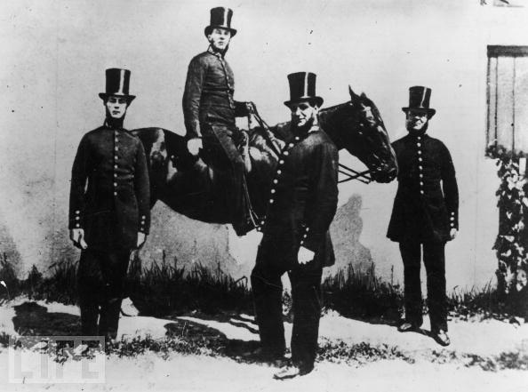 The Liberal Tories 1822-27